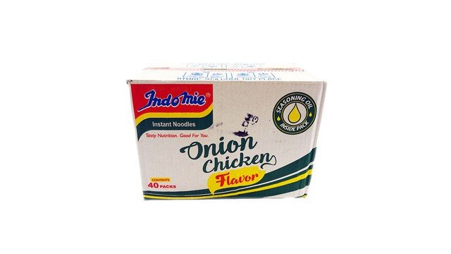 Instant noodles onion chicken 40 PACKS