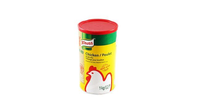 Chicken broth mix