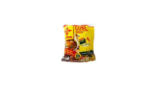 Cubes seasoning