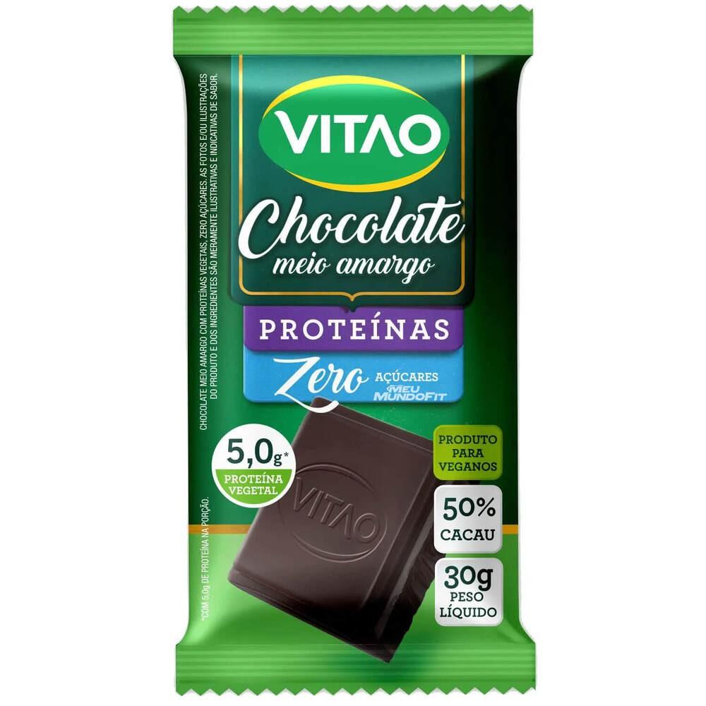 Chocolate zero açúcar