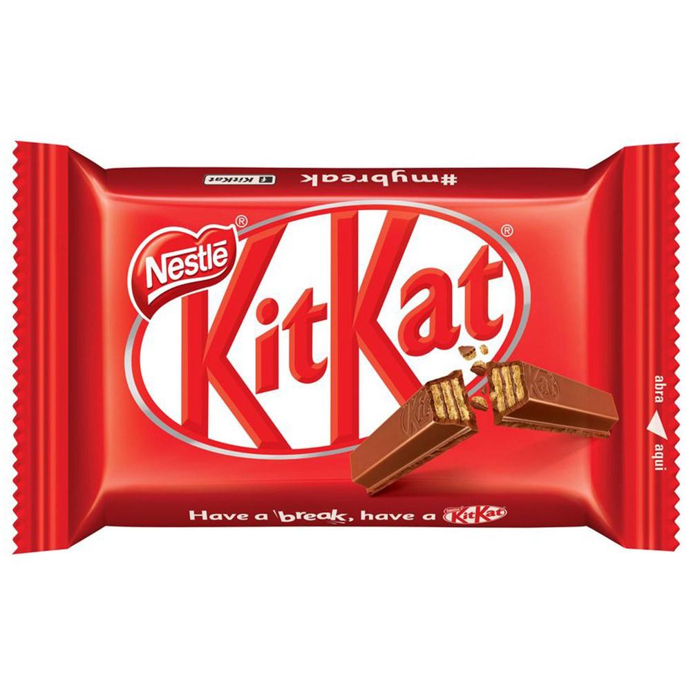 Chocolate Kit Kat tradicional