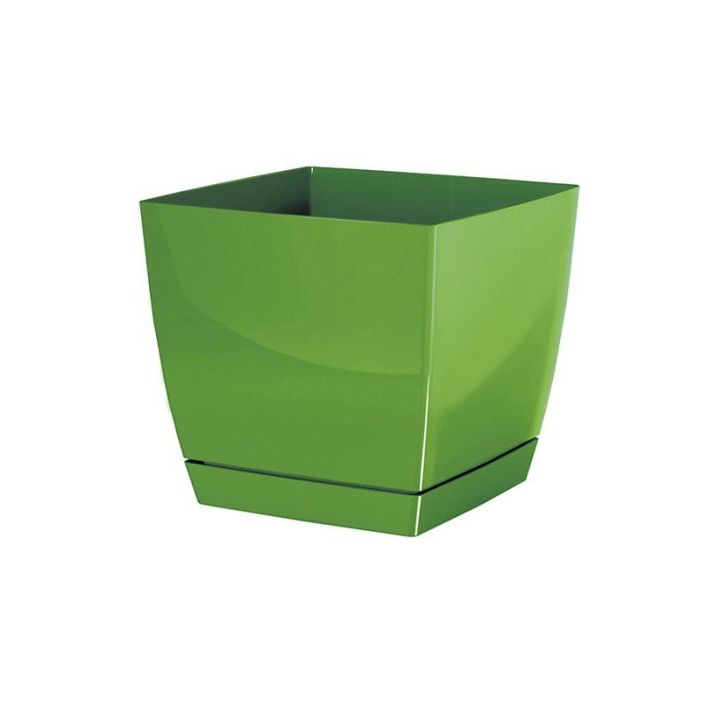 Matera Coubi Cuadrada 21 Cm Verde Oliva