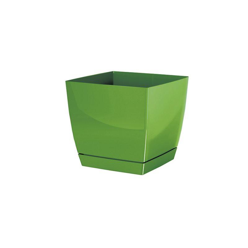 Matera Coubi Cuadrada 14 Cm Verde Oliva