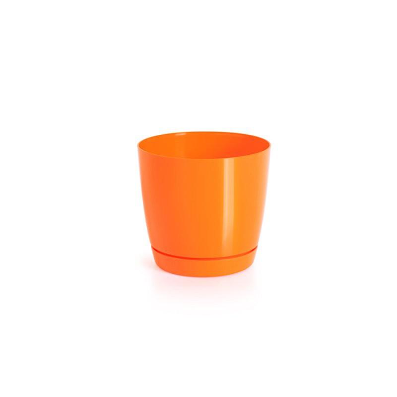 Matera Coubi Redonda 10 Cm Naranja