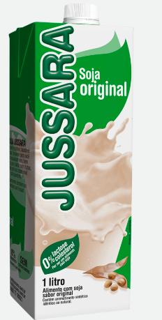 Bebida de soja original
