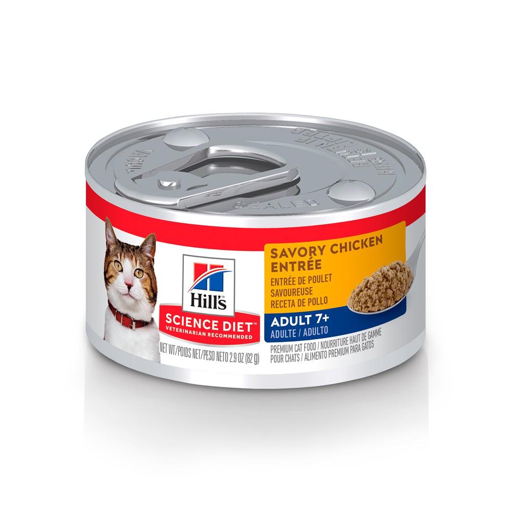 Alimento gato adulto 7+ años Receta original