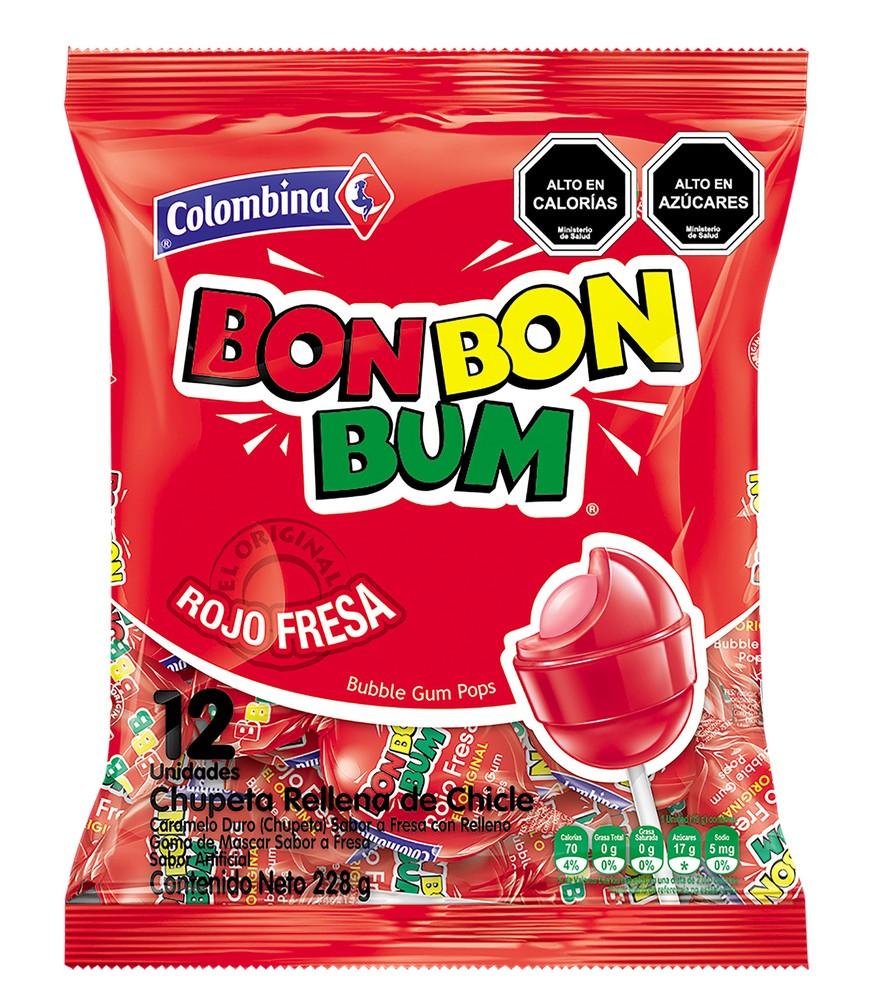 Coyac Bon Bon Bum fresa