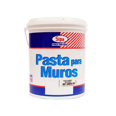 Pasta Muro Blanco