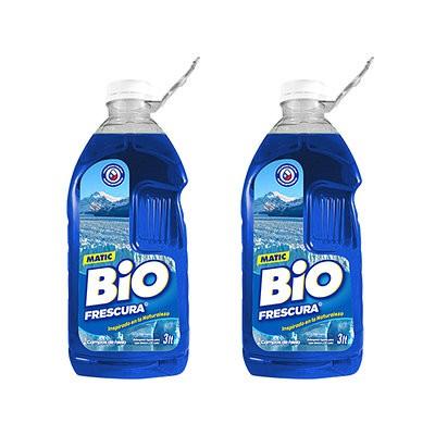 Detergente Líquido 3 Litros Campos De Hielo