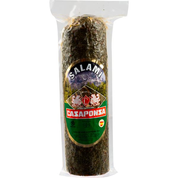 Salami pimenta