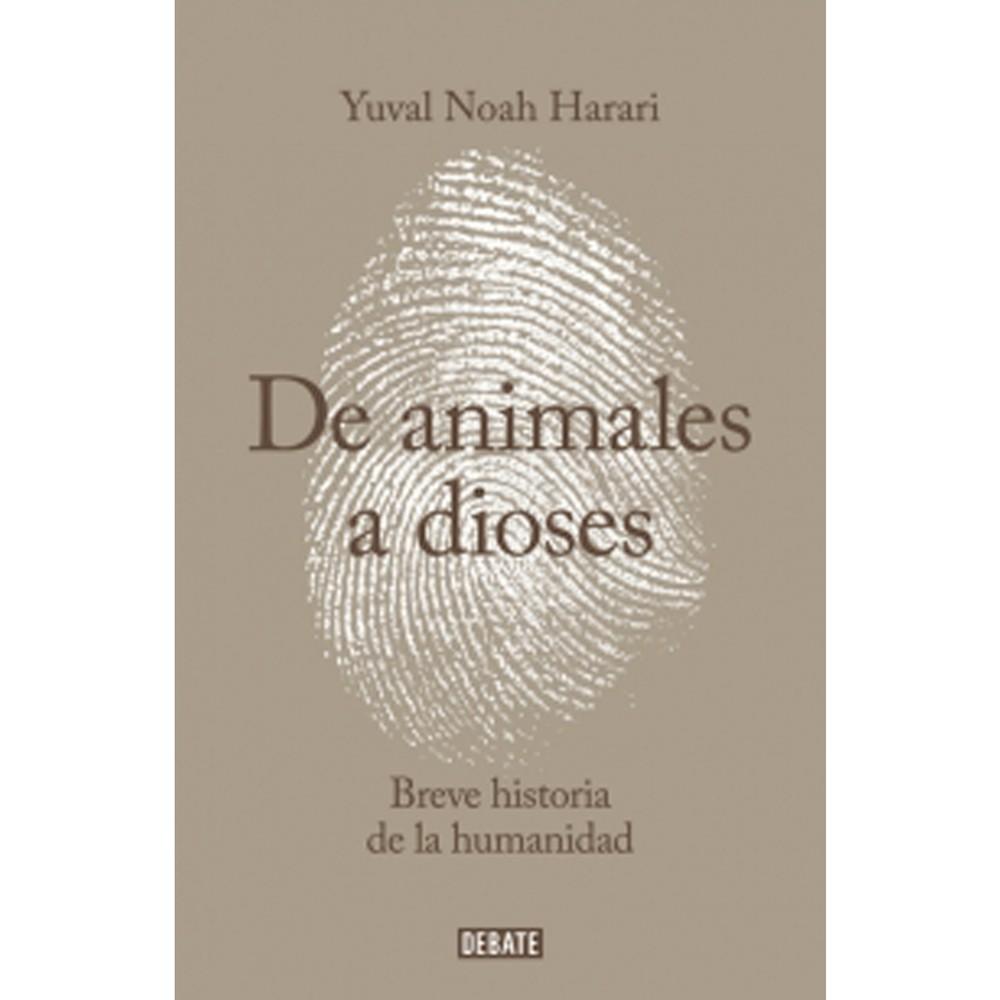 De animales a dioses - yuval noah harari