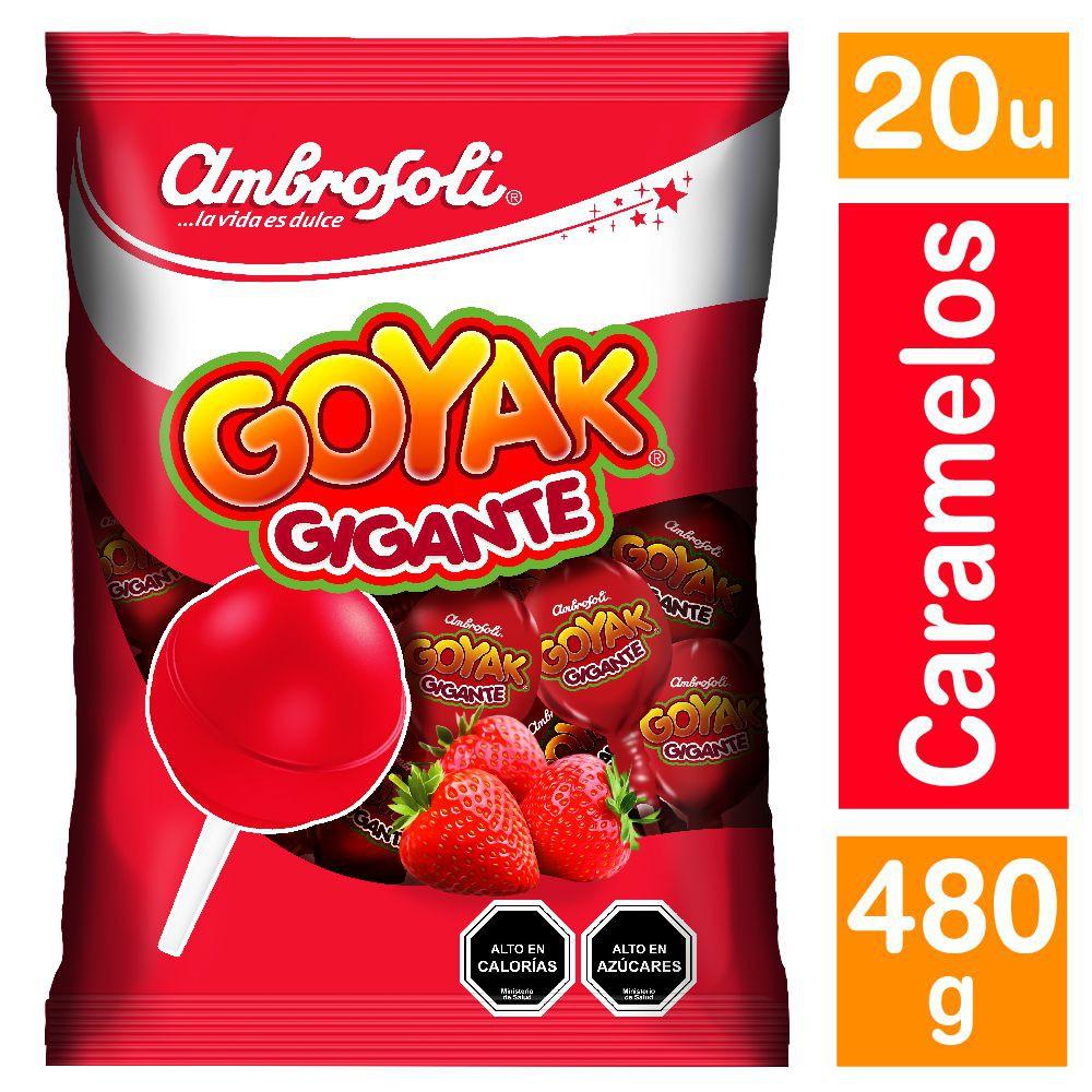Caramelos Goyak