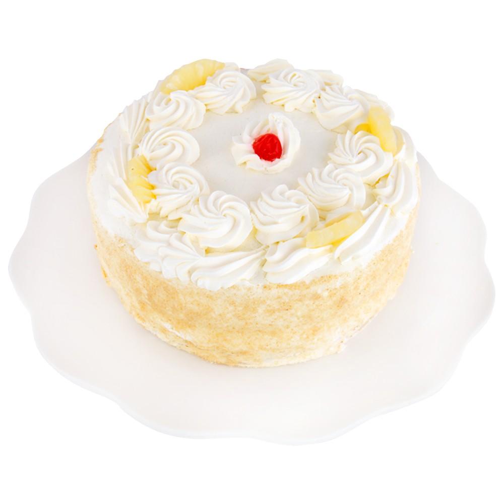 Torta piña 15 porciones