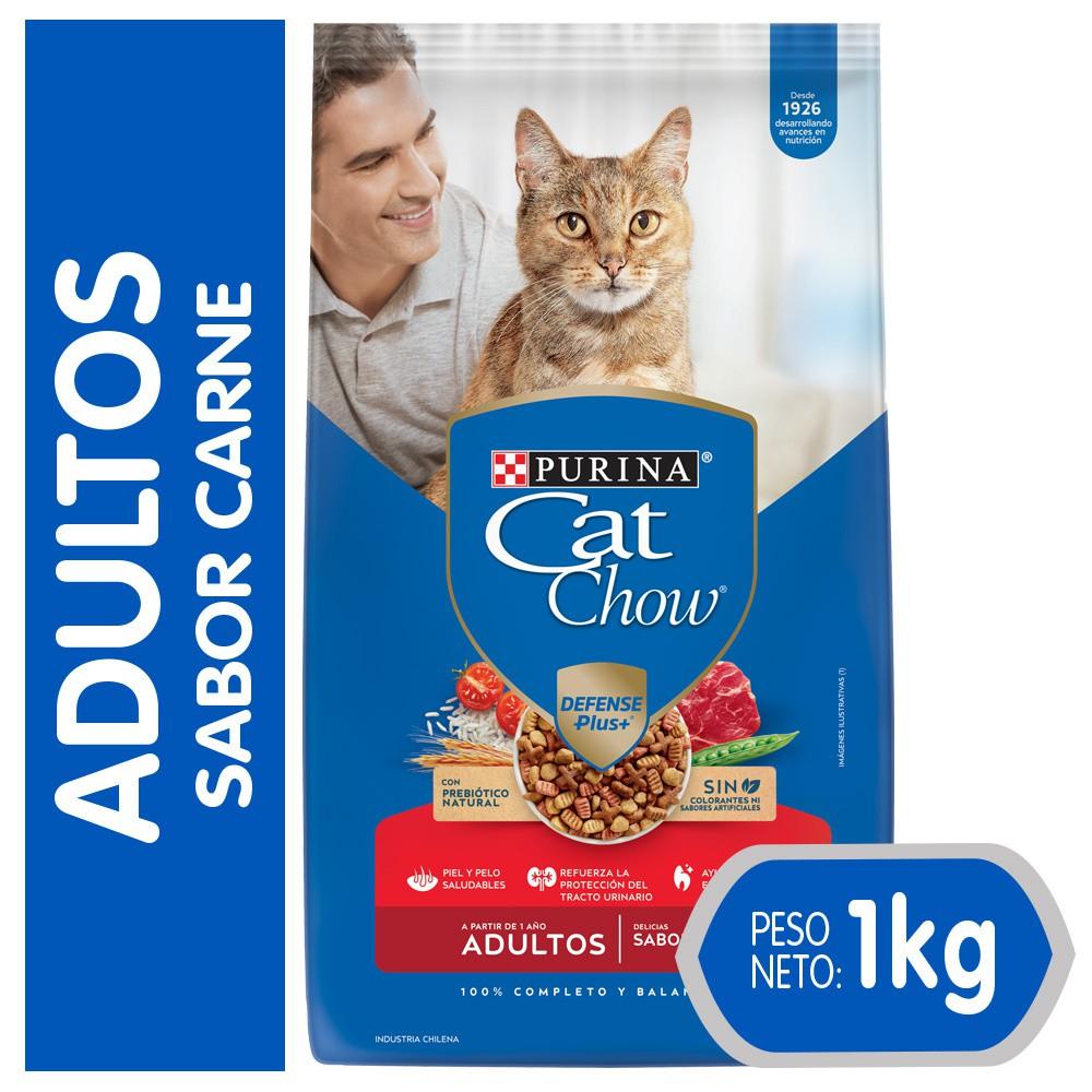 Alimento gato adulto carne