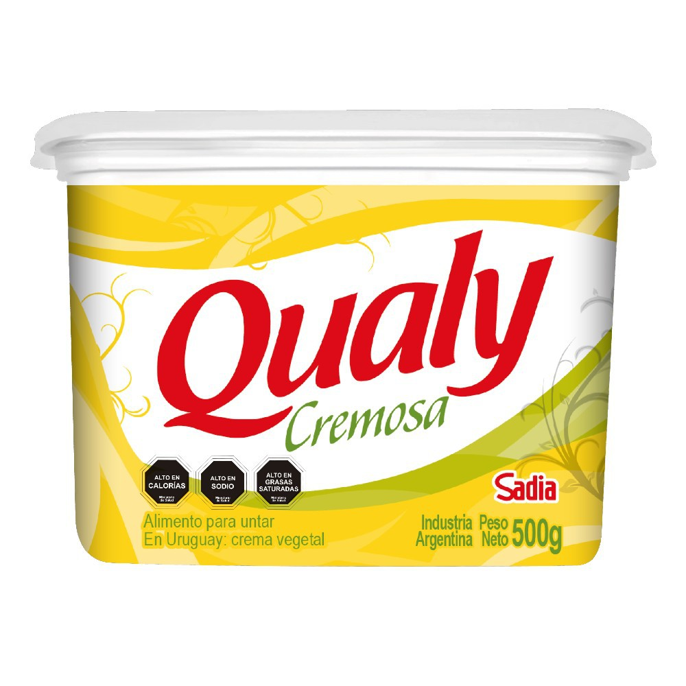 Margarina tradicional con sal
