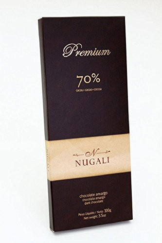 Chocolate amargo barra