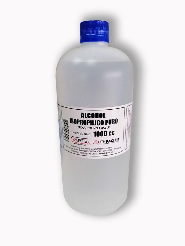 Alcohol Isopropilico 1000 cc