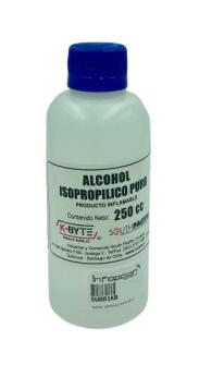 Alcohol Isopropilico 250 cc