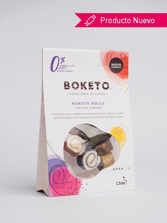 Boketo rolls