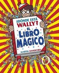 ¿donde está wally? l libro mágico - martin handford 26x32 aprox