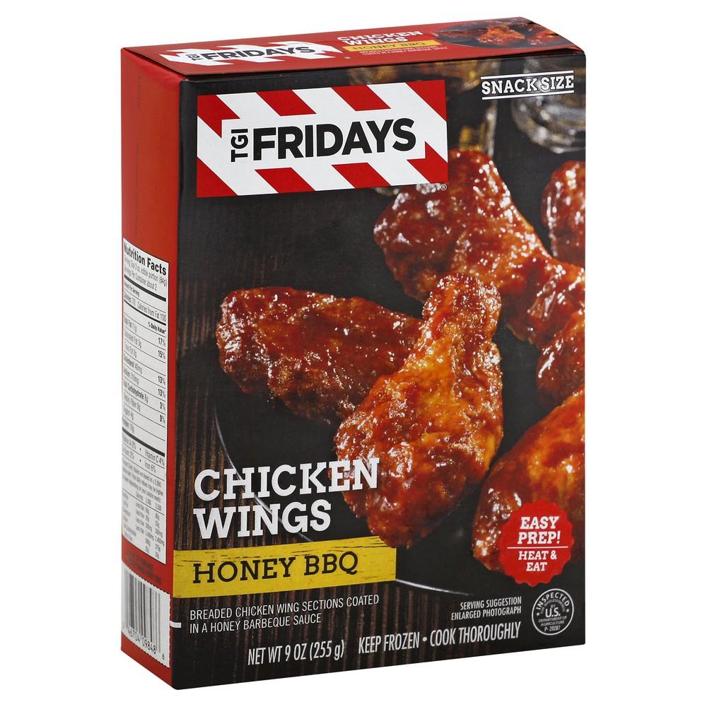 Chicken Wings Honey BBQ