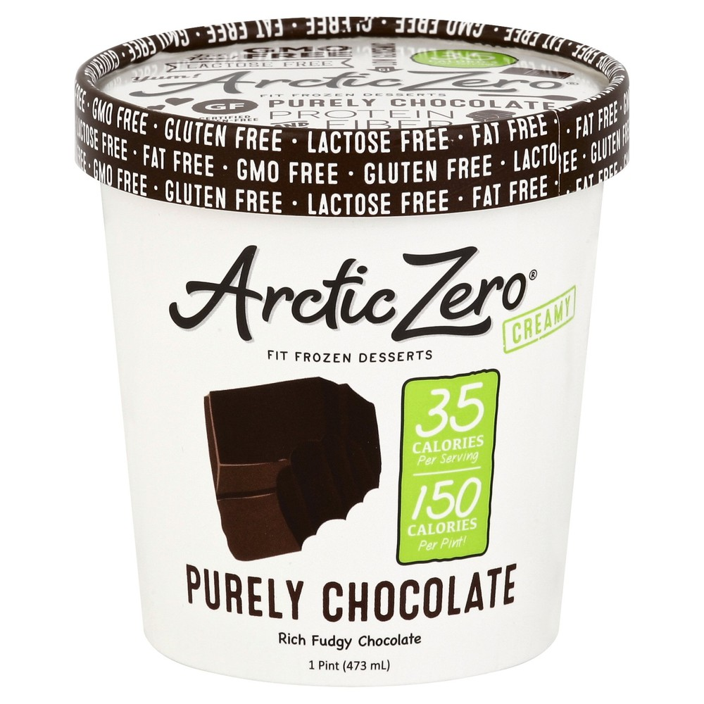 Chocolate Ice Cream Arctic Zero 1 Pint Delivery Cornershop