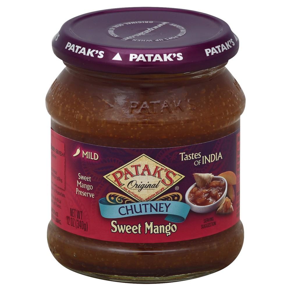 Sweet Mango Chutney 12 oz