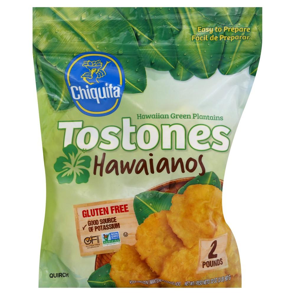 Hawaiian Green Plantains