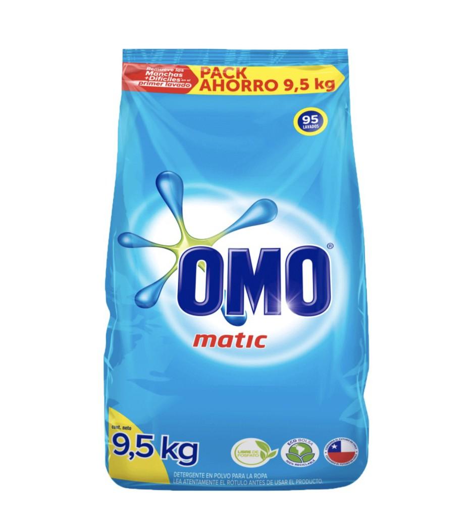Detergente polvo matic multiacción