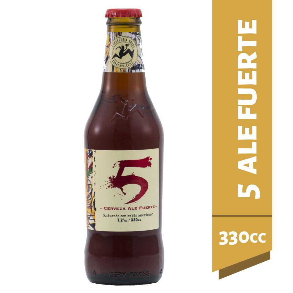 Cerveza 5 Aniversario