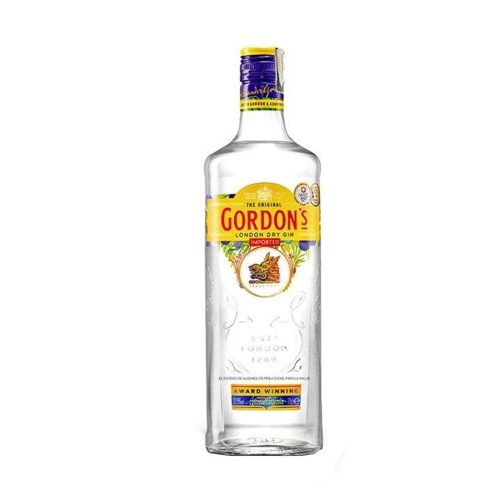 ginebra gordons dry botella 750 ml 750ML
