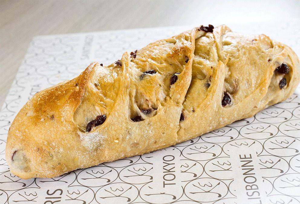 Pan de arándanos 100 gr