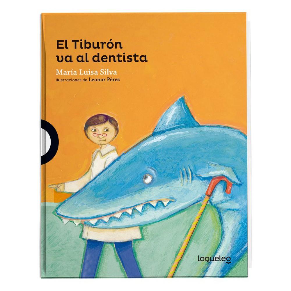 El tiburón va al dentista