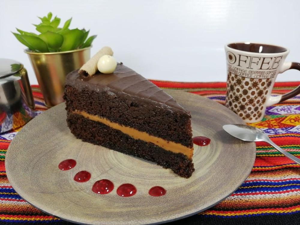 Torta de chocolate peruana Individual