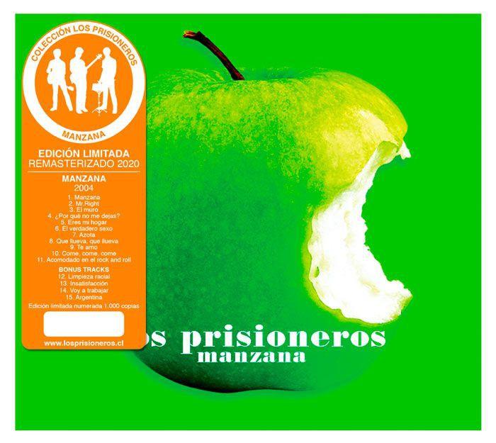 Manzana (vinilo) LP 12''