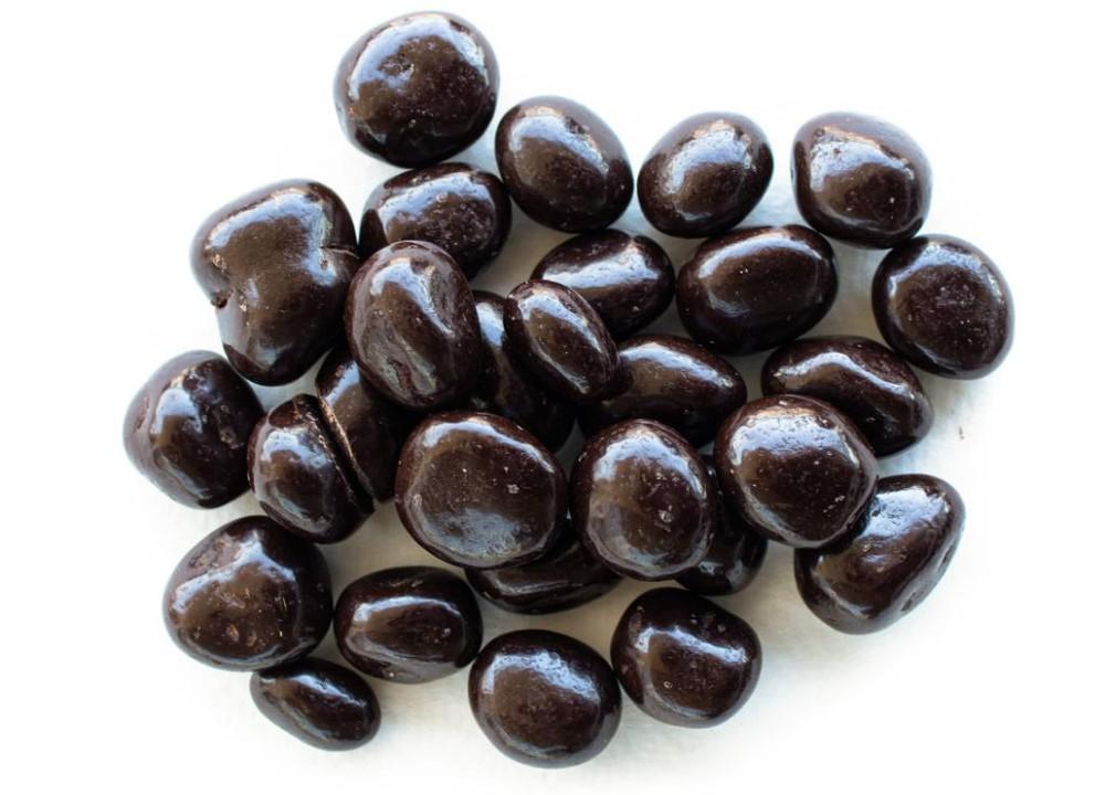Cranberries chocolate bitter 250 grs