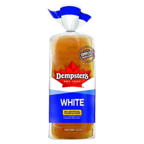 White bread 675 g
