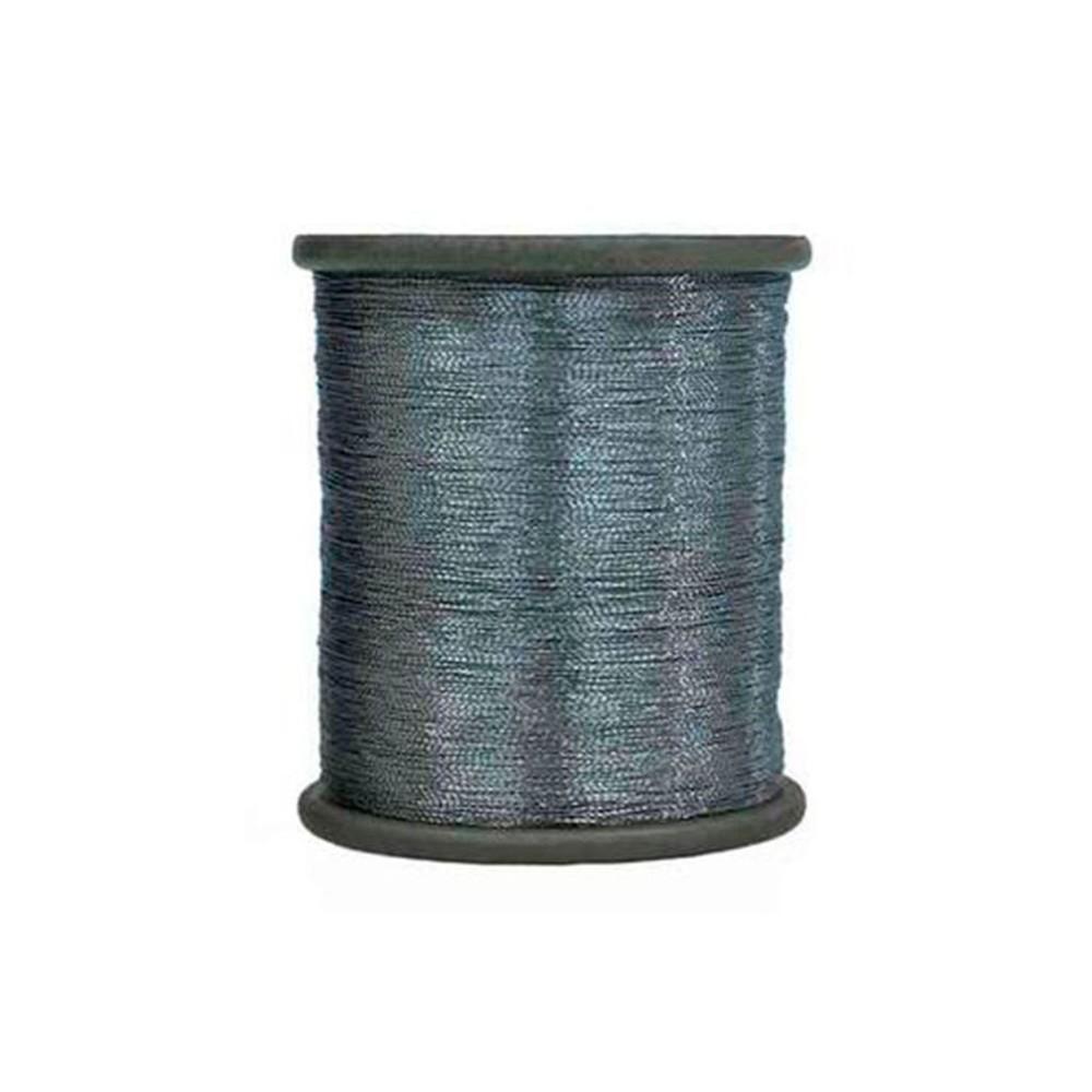 Hilo zari 0.1mm gris Presentación en bobina de 1000mts