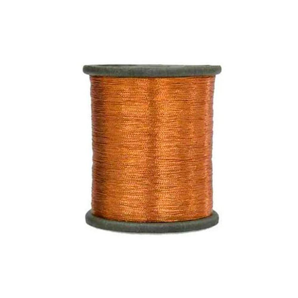 Hilo zari 0.1mm cobre Presentación en bobina de 1000mts