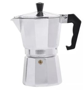 Cafetera italiana 6 tz 1 unidad