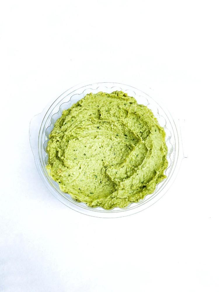 Hummus albahaca Pote 200 g