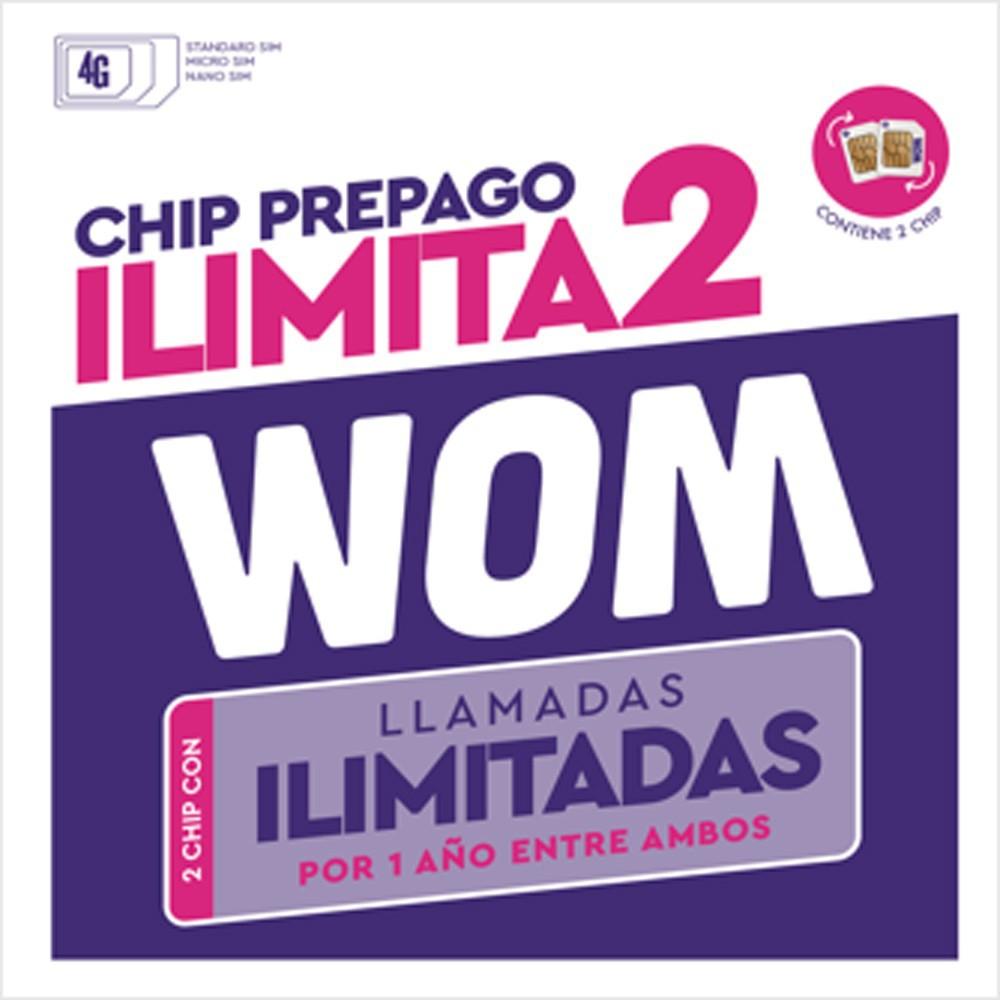 Chip prepago ilimita2