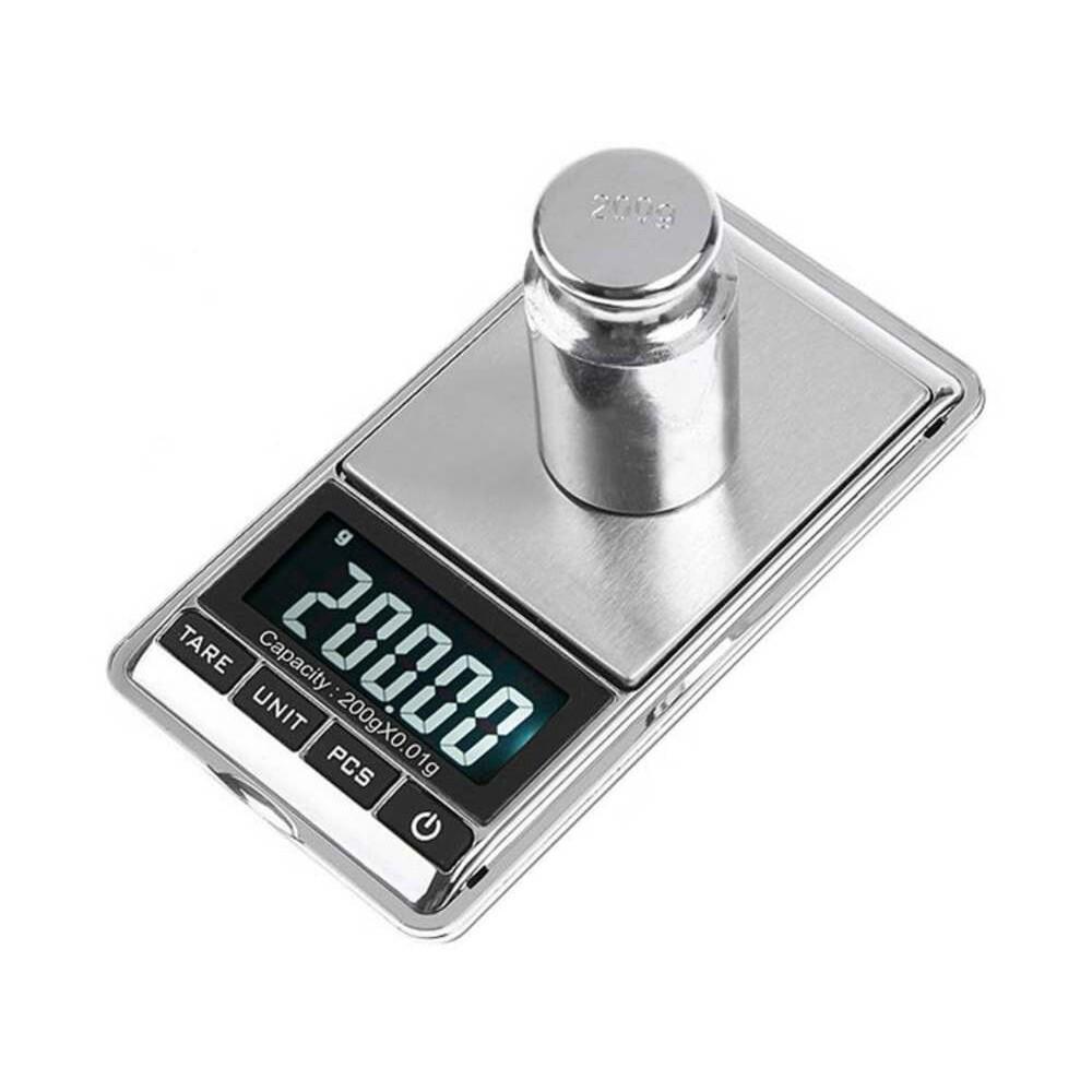 Balanza digital de bolsillo 100gr
