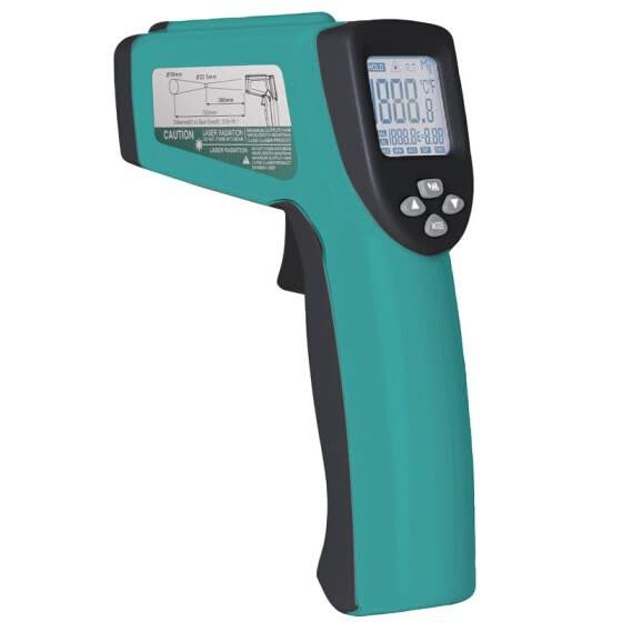 Termómetro infrarrojos mt-4612