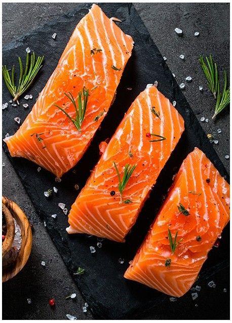 Salmon Filete Premium sin Piel