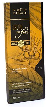 Barra cacau em flor 70%