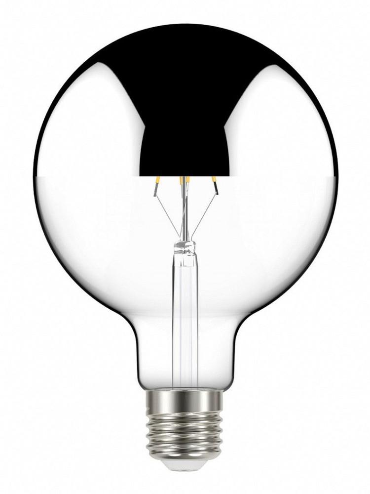 Lâmpada led filamento defletora globo g125 5w e27
