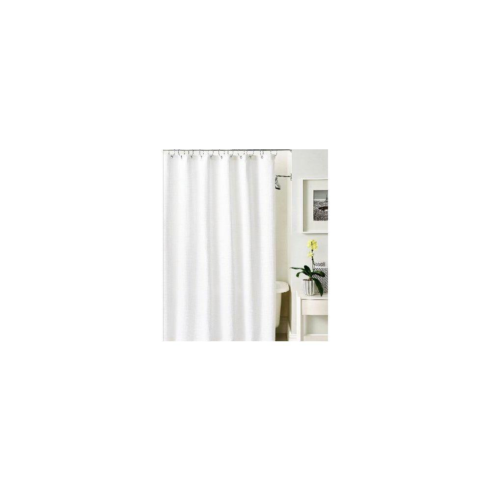 Cortina baño white 180 x 180 cm.