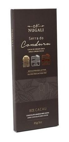 Chocolate 80% serra do conduru