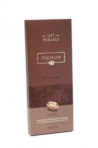 Chocolate 45% com nozes chilenas